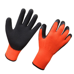 Foam latex coated work glove HKL620