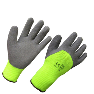 Watertight winter work glove high visible HKL629